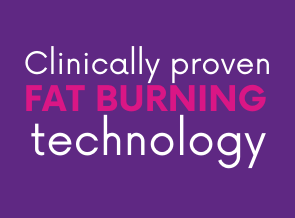 clinically proven fat-burning technology